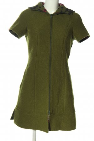 bellanatur Hooded Coat green casual look