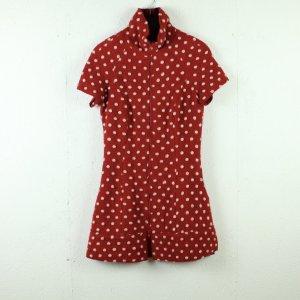 bellanatur Midi Dress red-white