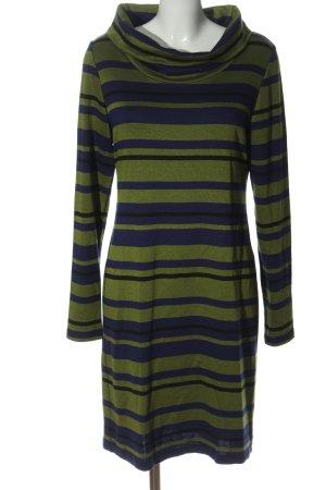 bellanatur Longsleeve Dress striped pattern casual look