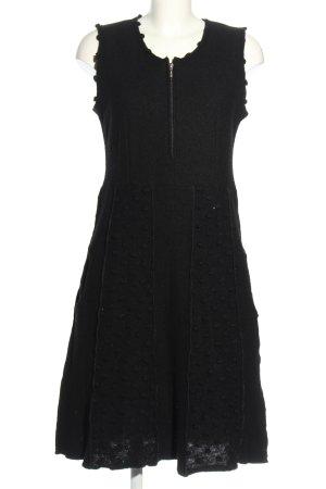 bellanatur Sukienka midi czarny W stylu casual