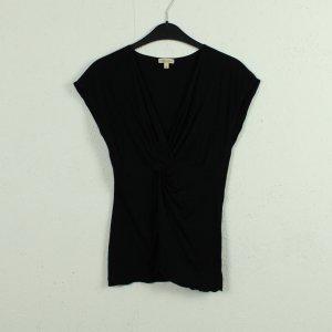 bellanatur T-shirt zwart Viscose