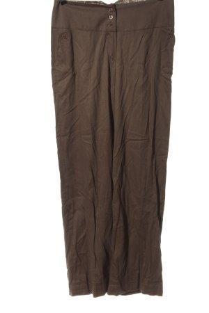 bellanatur Stoffen broek bruin casual uitstraling