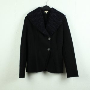 bellanatur Wool Jacket black-grey violet