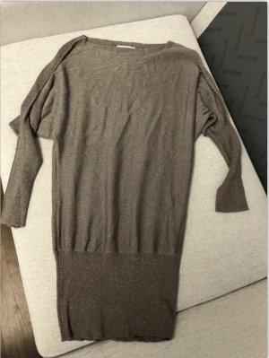 Belcci Lange jumper grijs-bruin