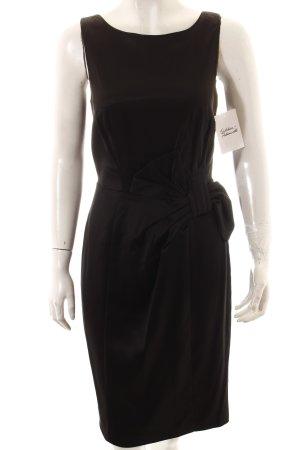 Belle Suknia wieczorowa czarny Elegancki