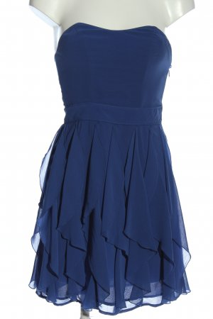Belle by oasis Off-The-Shoulder Dress blue casual look