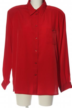 Belle Surprise Shirt Blouse red business style