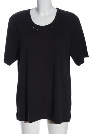 Belle Surprise Knitted Jumper black casual look