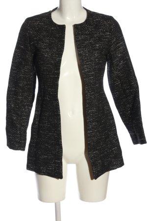 Belle Vere Blazer en maille tricotée noir style décontracté