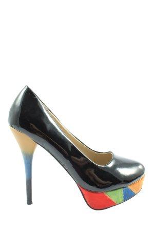 Belle Women High Heels Farbverlauf extravaganter Stil