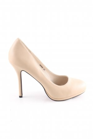 Belle Women High Heels nude Business-Look