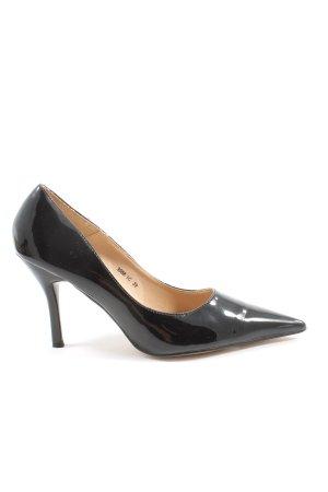 Belle Women Spitz-Pumps schwarz Elegant