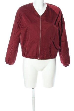 Bellerose Veste chemisier rouge style décontracté