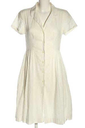 Bellerose Blusenkleid weiß Casual-Look