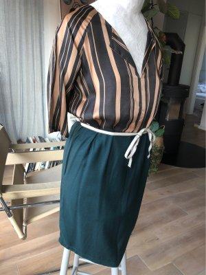 Bellerose Robe à manches courtes multicolore
