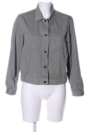 Bellerose Giacca corta grigio chiaro stile casual