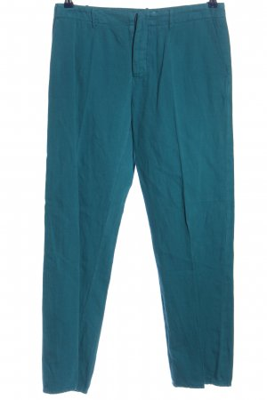 Bellerose Jersey Pants turquoise casual look