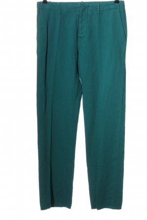 Bellerose Jeans coupe-droite vert style décontracté