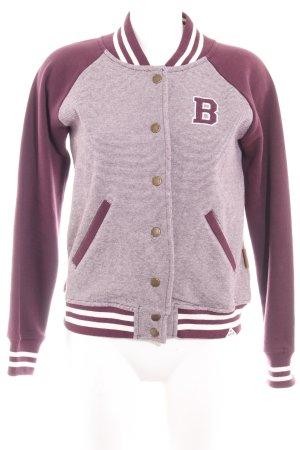 Bellfield Collegejacke mehrfarbig Casual-Look
