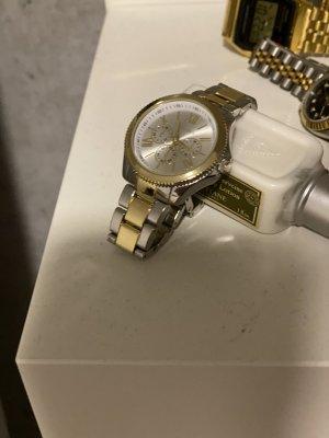Bellfield Automatisch horloge goud-zilver