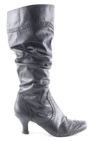Bellissima Absatz Stiefel schwarz Casual-Look