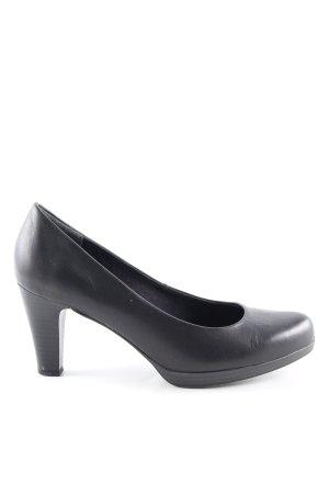 Bellissima High Heels schwarz Business-Look