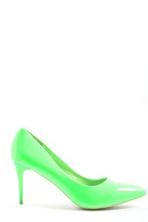 Bello Star Escarpins classiques  vert élégant