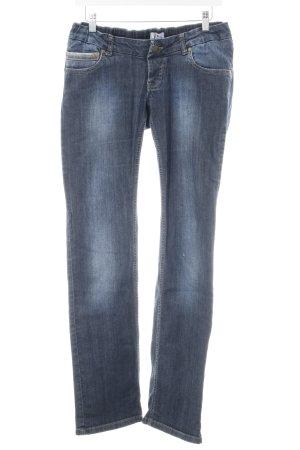 Bellybutton Boot Cut Jeans stahlblau Jeans-Optik