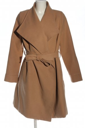 Bellybutton Between-Seasons-Coat brown classic style