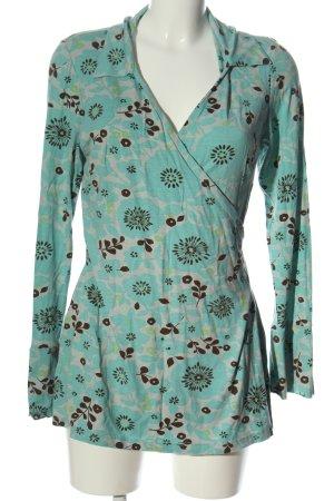 Bellybutton Wraparound Shirt allover print casual look