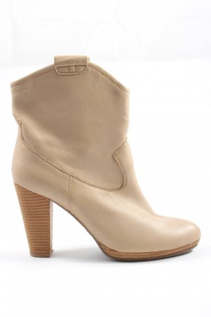 Belmondo Booties creme Casual-Look