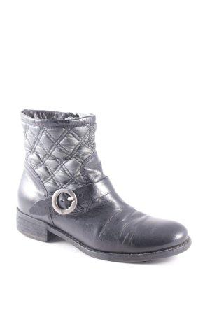 Belmondo Boots schwarz Casual-Look