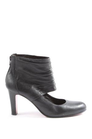 Belmondo Cut out boots zwart casual uitstraling
