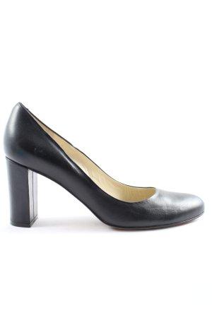 Belmondo High Heels schwarz Casual-Look