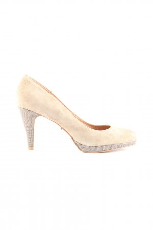 Belmondo High Heels creme Casual-Look