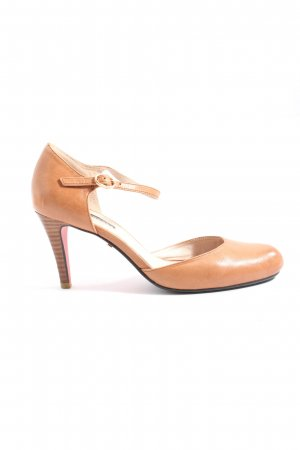 Belmondo High Heels nude Casual-Look