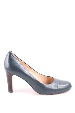 Belmondo High Heels blau Business-Look