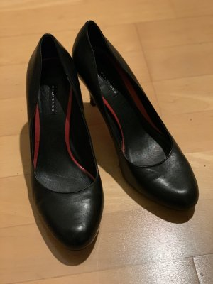 Belmondo High Heels schwarz Business Look