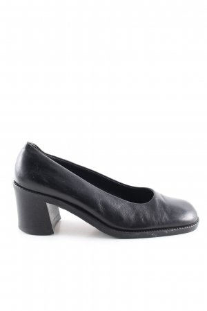 Belmondo Hochfront-Pumps schwarz Business-Look