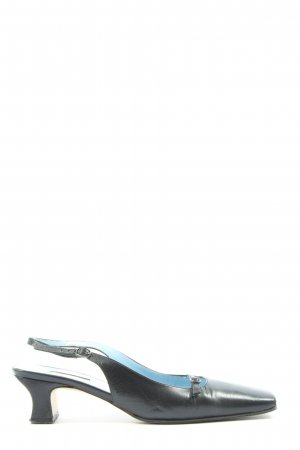 Belmondo Slingback pumps zwart casual uitstraling