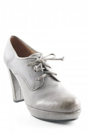Belmondo Hochfront-Pumps grau Casual-Look