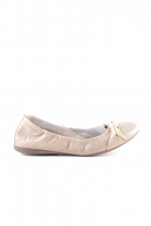 Belmondo Mary Jane Ballerinas wollweiß-blassgelb Casual-Look