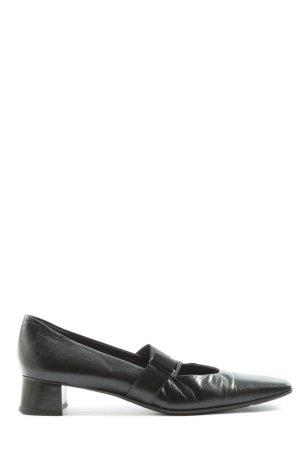 Belmondo Zapatos Informales negro estilo «business»