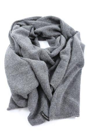 Belmondo Knitted Scarf light grey casual look
