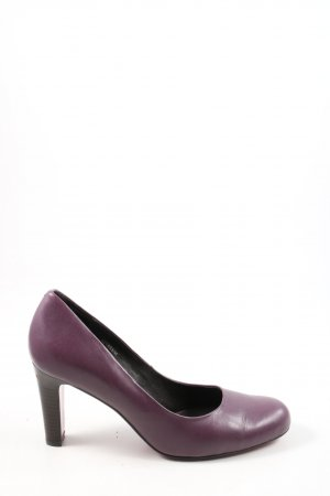 Belmondo Loafers lilac casual look