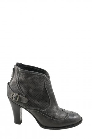 Belstaff Ankle Boots black casual look