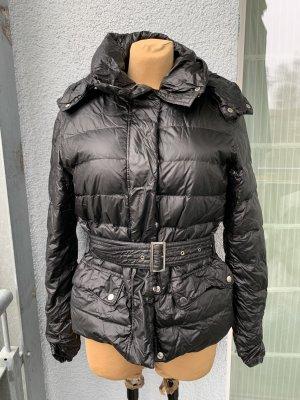 Belstaff Daunen Jacke schwarz gr I 46 D 40