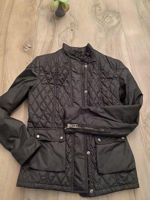 Belstaff Quilted Jacket black