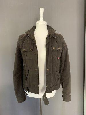 Belstaff Short Jacket green grey