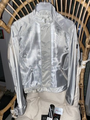 Belstaff Veste d'extérieur gris clair-argenté